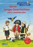 Starke Jungs-Geschichten zum Lesenlernen / Lesemaus zum Lesenlernen Sammelbd.32