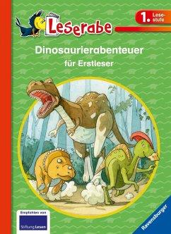 Dinoabenteuer für Erstleser - Klein, Martin;Ondracek, Claudia