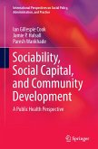 Sociability, Social Capital, and Community Development