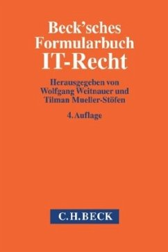 Beck'sches Formularbuch IT-Recht