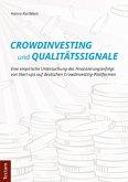 Crowdinvesting und Qualitätssignale