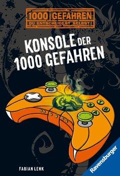 Konsole der 1000 Gefahren / 1000 Gefahren Bd.44 - Lenk, Fabian