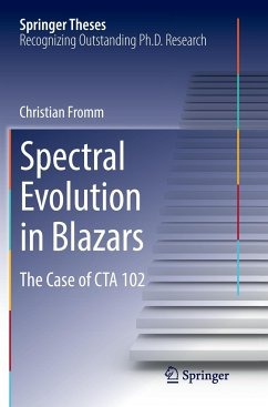 Spectral Evolution in Blazars - Fromm, Christian