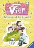 Geheimnisse auf dem Sternenhof / Die frechen Vier Bd.3+4
