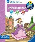 Prinzessinnen WWW aktiv-Heft