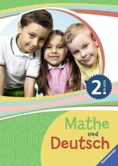 Lern-Detektive: Mathe und Deutsch 2. Klasse