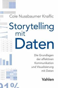 Storytelling mit Daten - Nussbaumer Knaflic, Cole