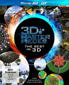 3D Masterpieces - The Best in 3D (Blu-ray 3D)