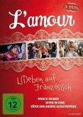 L'Amour - L(i)eben auf Französisch: French Women, Diven im Ring, Väter und andere Katastrophen DVD-Box