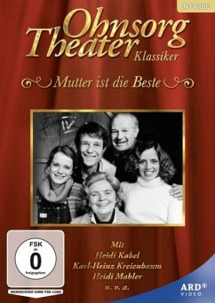 Ohnsorg Theater: Mutter ist die Beste