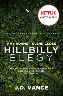 Hillbilly Elegy: A Memoir of a Family and Culture in Crisis (eBook, ePUB) - Vance, J. D.