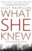 What She Knew (eBook, ePUB)