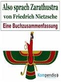 Also sprach Zarathustra von Friedrich Nietzsche (eBook, ePUB)