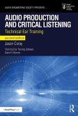 Audio Production and Critical Listening (eBook, ePUB)