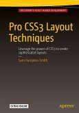 Pro CSS3 Layout Techniques (eBook, PDF)