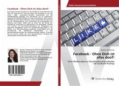 Facebook - Ohne Dich ist alles doof!