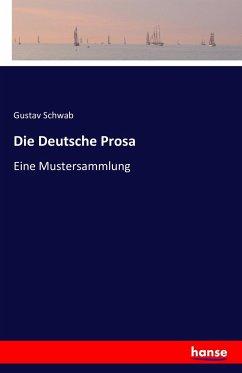 Die Deutsche Prosa