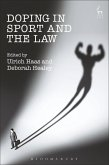 Doping in Sport and the Law (eBook, ePUB)