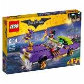 The LEGO® Batman Movie 70906 Jokers berüchtigter Lowrider