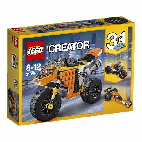 LEGO® Creator 31059 Motor Bike