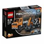 LEGO® Technic 42060 Straßenbau-Fahrzeuge