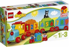 LEGO® DUPLO® 10847 Zahlenzug