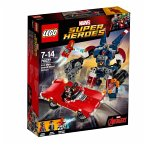 LEGO® 76077 - Marvel Super Heroes, Iron Man gegen Detroit Steel