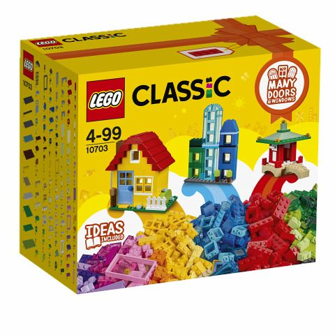 LEGO® Classic 10703 LEGO® Kreativ-Bauset Gebäude