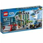 LEGO® City 60140 Bankraub mit Planierraupe