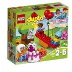 LEGO® DUPLO® 10832 Geburtstagsparty