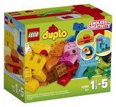 LEGO® DUPLO® 10853 Kreativ-Bauset bunte Tierwelt