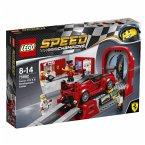 LEGO® Speed Champions 75882 Ferrari FXX K & Entwicklungszentrum