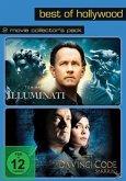 Best of Hollywood - 2 Movie Collector's Pack: Illuminati / The Da Vinci Code - Sakrileg (2 Discs)