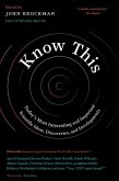 Know This (eBook, ePUB)