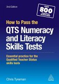 How to Pass the QTS Numeracy and Literacy Skills Tests (eBook, ePUB)