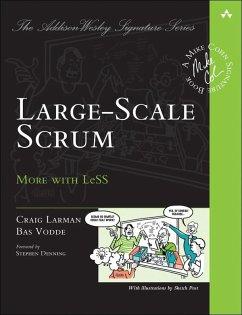 Large-Scale Scrum (eBook, ePUB) - Larman, Craig; Vodde, Bas
