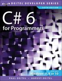 C# 6 for Programmers (eBook, ePUB)