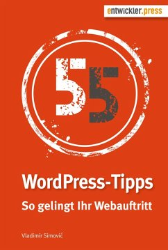 55 WordPress-Tipps (eBook, PDF) - Simovic, Vladimir