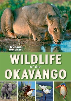 Wildlife of the Okavango (eBook, ePUB) - Butchart, Duncan