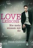 Nie mehr einsam mit dir / Love Lessons Bd.3 (eBook, ePUB)