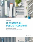 IT Systems in Public Transport (eBook, ePUB)