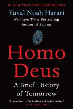 Homo Deus (eBook, ePUB) - Harari, Yuval Noah