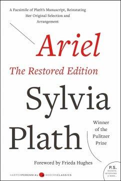 Ariel: The Restored Edition (eBook, ePUB) - Plath, Sylvia