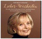 Liebes-Weisheiten, Audio-CD
