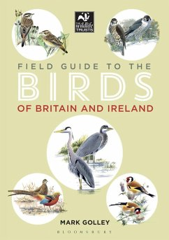 Field Guide to the Birds of Britain and Ireland (eBook, PDF) - Golley, Mark