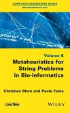 Metaheuristics for String Problems in Bio-informatics (eBook, PDF)