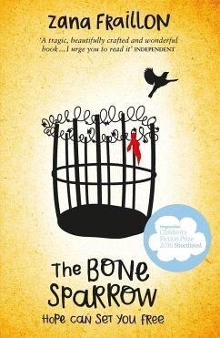 The Bone Sparrow - Fraillon, Zana