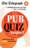 The Telegraph: Pub Quiz Volume 1 (eBook, ePUB)