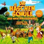 Die Häschenschule - Jagd nach dem goldenen Ei, 1 Audio-CD