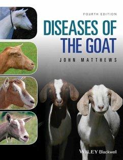 Diseases of The Goat (eBook, PDF) - Matthews, John G.